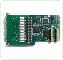 A108-PMC: Eight Port Digital Telephony Card