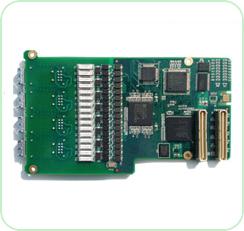 A108-PMC: Eight Port Digital Telephony Card