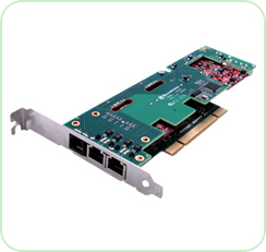 B700 FlexBRI Hybrid Voice Card