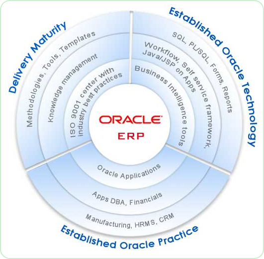 ERP – Oracle development sydney